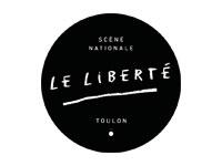 Logo du Théâtre Le Liberté à Nîmes